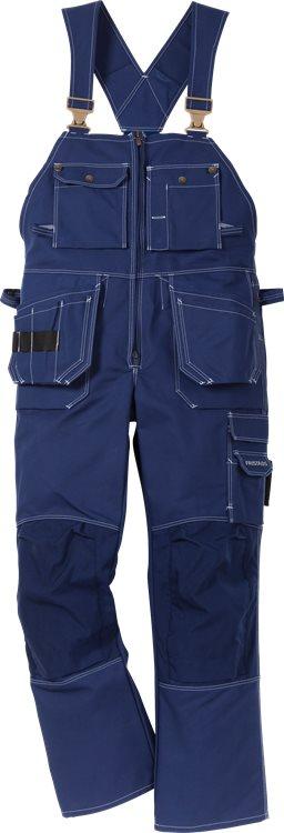 Handwerkerlatzhose 51 FAS Blau D132