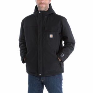 Carhartt - INSULATED SHORELINE JACKET XXL BLACK