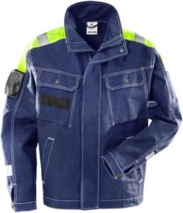 Fristads - Jacke 447 FAS Blau 3XL