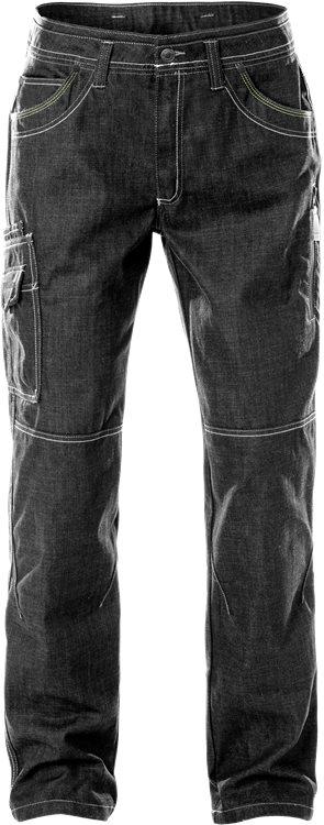 Fristads - Jeans 270 DY Schwarz D120