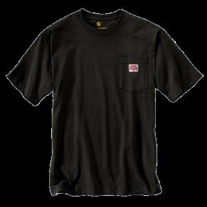 Carhartt - K87 ICON TEE XXL BLACK