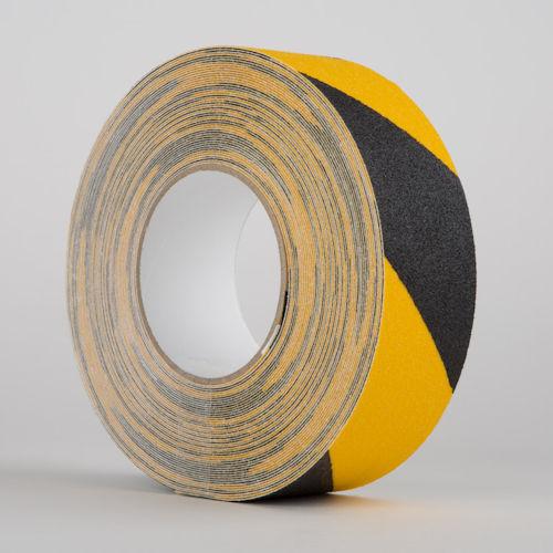 Le Mark - Anti Slip Tape BLACK/YELLOW