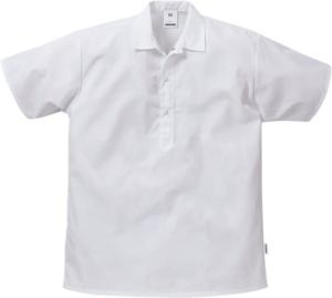 Fristads - LMI Hemd Kurzarm 7001 P159 Weiß 4XL