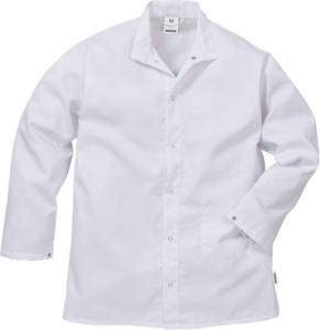 Fristads - LMI Mantel kurz 3003 P154 Weiß 4XL