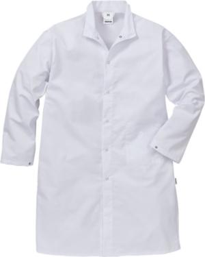 Fristads - LMI Mantel lang 3004 P154 Weiß 4XL