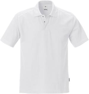 Fristads - LMI Poloshirt 7605 PM Weiß 4XL