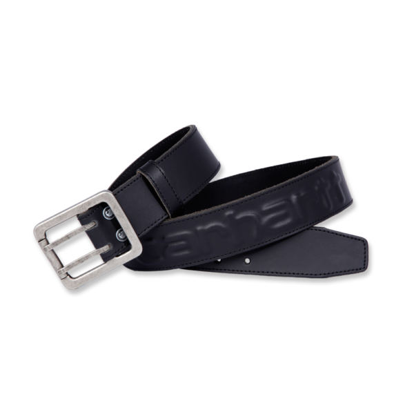 Carhartt - LOGO BELT W44 BLACK