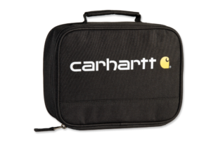 Carhartt - LUNCH BOX OFA BLACK
