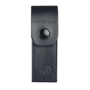"Leatherman LEATHER Sheath 4"" (Schwarz)"