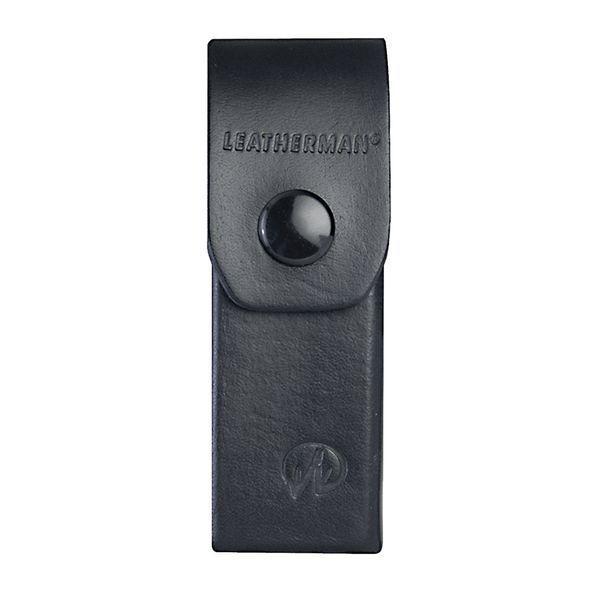 "Leatherman - LEATHER Sheath 4,2"" (Schwarz)"