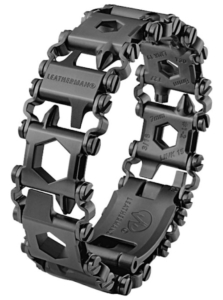 Leatherman - TREAD LT METRIC MULTI-TOOL BRACELET BLACK