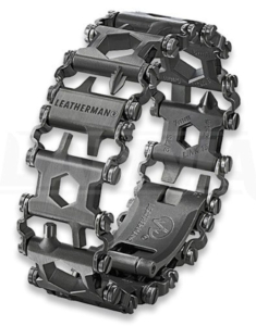 Leatherman - TREAD METRIC MULTI-TOOL BRACELET BLACK