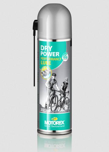 MOTOREX DRY POWER (300ML SPRAY)