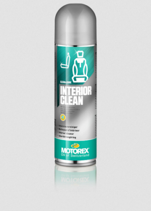 MOTOREX INTERIOR CLEAN (500ML SPRAY)