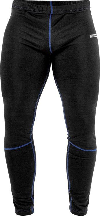 Fristads - Polartec® Lange Unterhose 2078 PT Schwarz 3XL