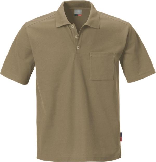 Fristads - Poloshirt 7392 PM KHAKI 4XL