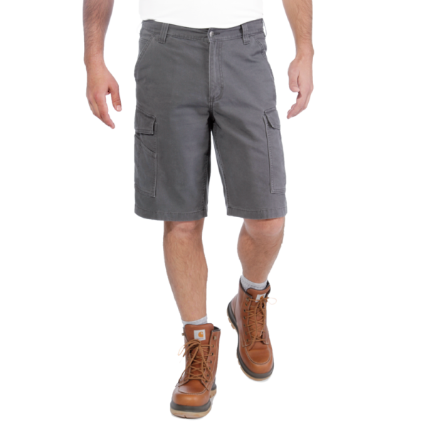 Carhartt - RIGBY RUGGED CARGO SHORT W42 SHADOW