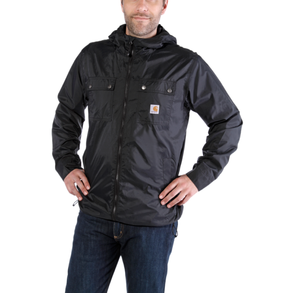 Carhartt - ROCKFORD JACKET XXL BLACK