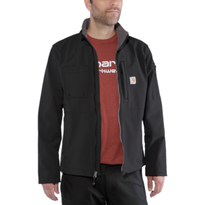 Carhartt - ROUGH CUT JACKET XXL BLACK