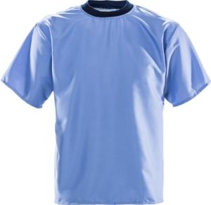 Fristads - Reinraum T-Shirt 7R015 XA80 Mittelblau 3XL