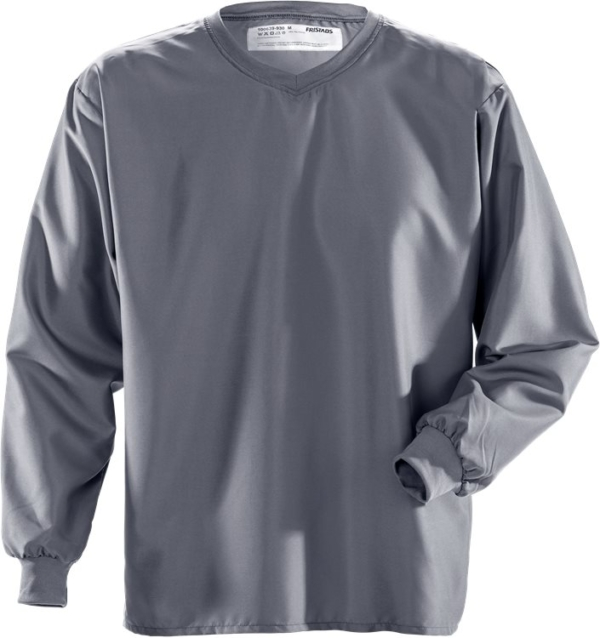 Fristads - Reinraum T-Shirt Langarm 7R005 XA80 Grau 3XL