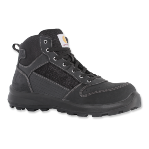 Carhartt - SAFETY SNEAKER MID BLACK 48