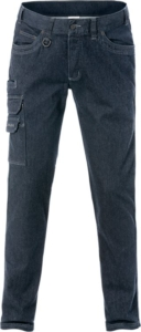 Fristads - Service Stretch-Jeans 2501 DCS Indigoblau D92