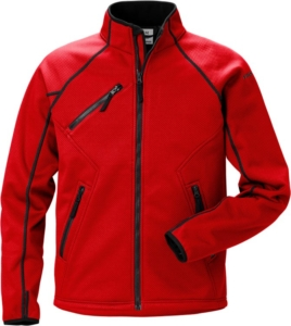 Fristads - Softshell Stretch-Jacke 4905 SSF Rot 3XL