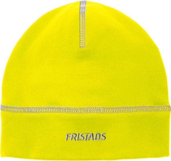 Fristads - Stretch-Fleecemütze 9101 STF Warnschutz-Gelb OFA