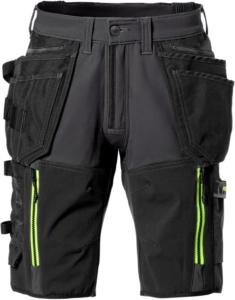 Fristads - Stretch-Shorts 2567 STP Schwarz C66