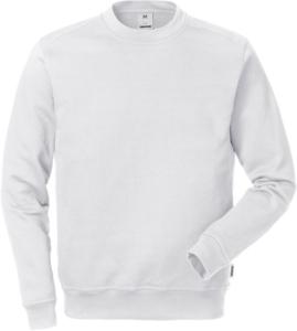 Fristads - Sweatshirt 7601 SM Weiß 4XL
