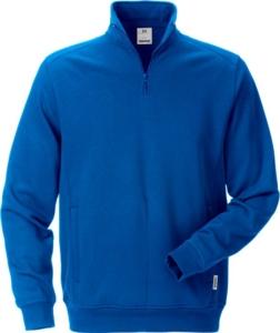 Fristads - Sweatshirt 7607 SM Königsblau 4XL