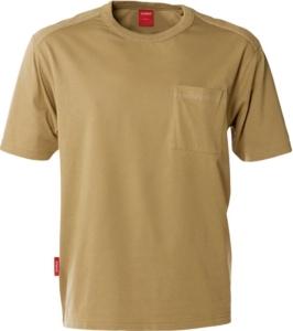 Fristads - T-Shirt 7391 TM KHAKI 4XL
