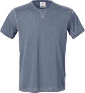 Fristads - T-Shirt 7455 LKN Indigoblau 3XL