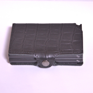 Urban Fire - Card Case Double Leder-Etui BLACK