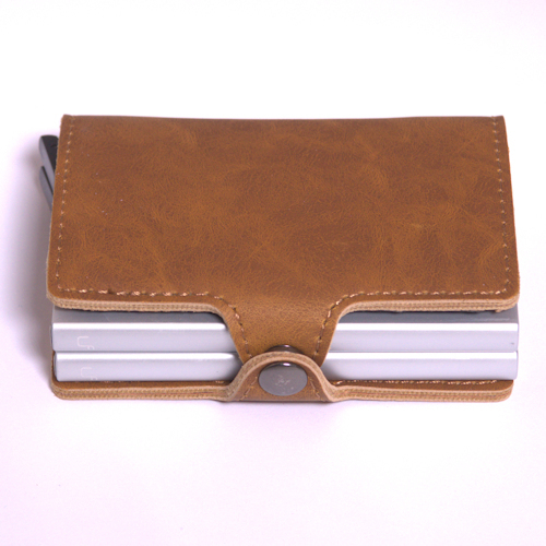 Urban Fire - Card Case Double PU-Etui BROWN