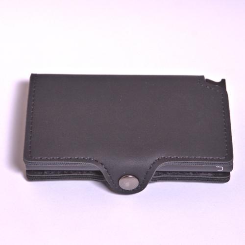 Urban Fire - Card Case Single PU-Etui BLACK