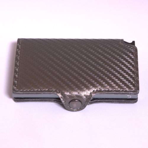 Urban Fire - Card Case Single PU-Etui CARBON