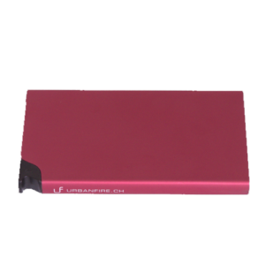 Urban Fire - Card Case Single RED