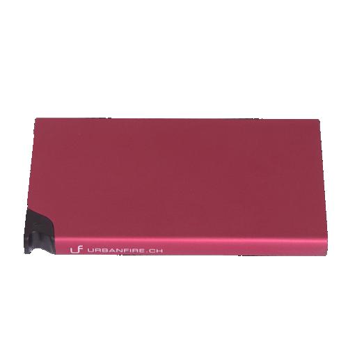 Urban Fire - Card Case Single RED
