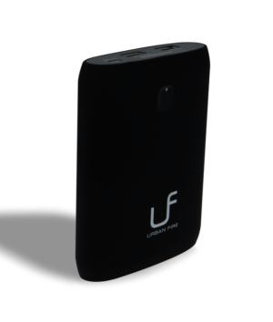 Urban Fire - POWER BANK 10400mAh (Black)