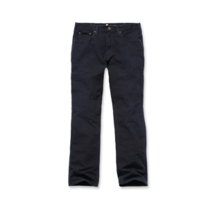 Carhartt - WEATHERED DUCK 5 POCKET PANT W42/L32 Schwarz