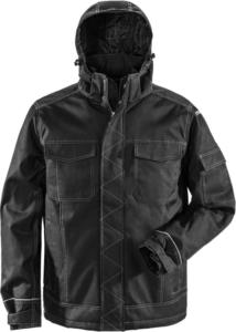 Fristads - Winterjacke 4001 PRS Schwarz 5XL
