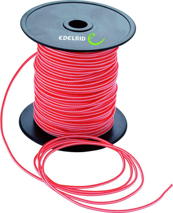 Edelrid - Wurfleine 2,2 mm (50m) red-white