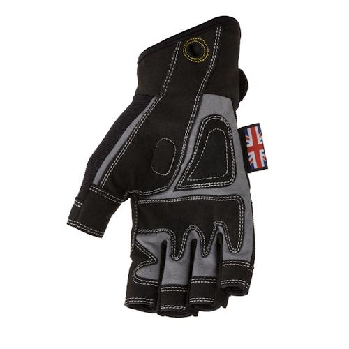 Dirty Rigger - Comfort Fit Glove Fingerless