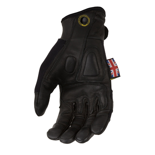 Dirty Rigger - Leather Grip Glove Fullfinger