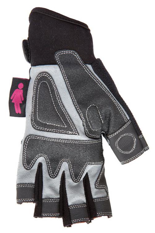 Dirty Rigger Ladies Gloves (Fingerless)