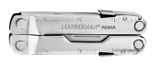 Leatherman - REBAR® Silver