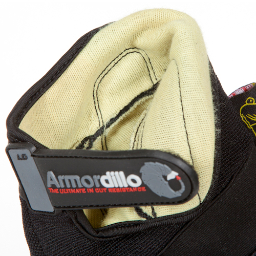 Dirty Rigger - Armordillo Cut Resistant Glove Fullfinger