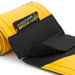 Dirty Rigger - Carpet Crawler (Black/Yellow) 1m Kabelmatte